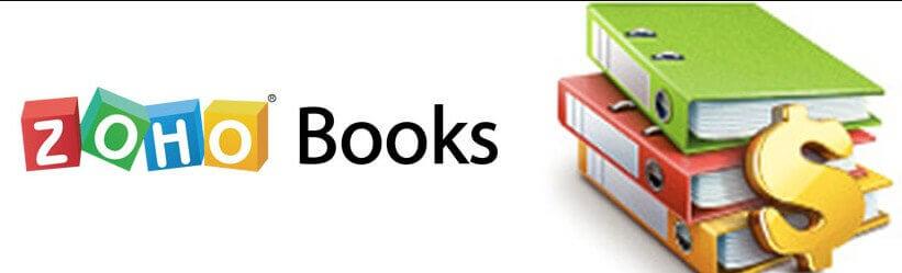 Zoho books online