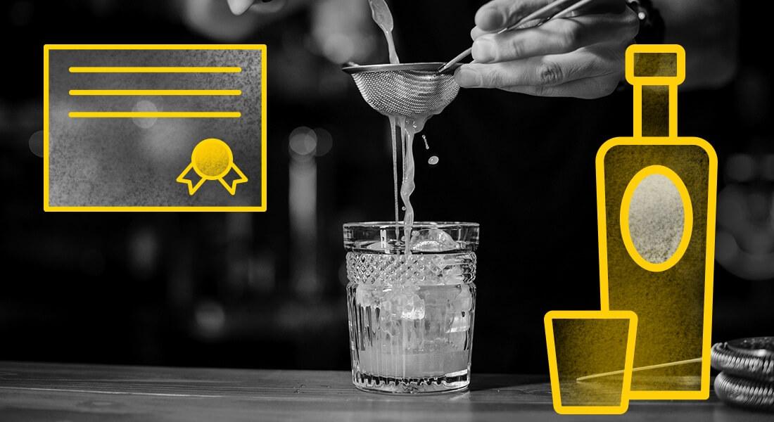 Liquor license