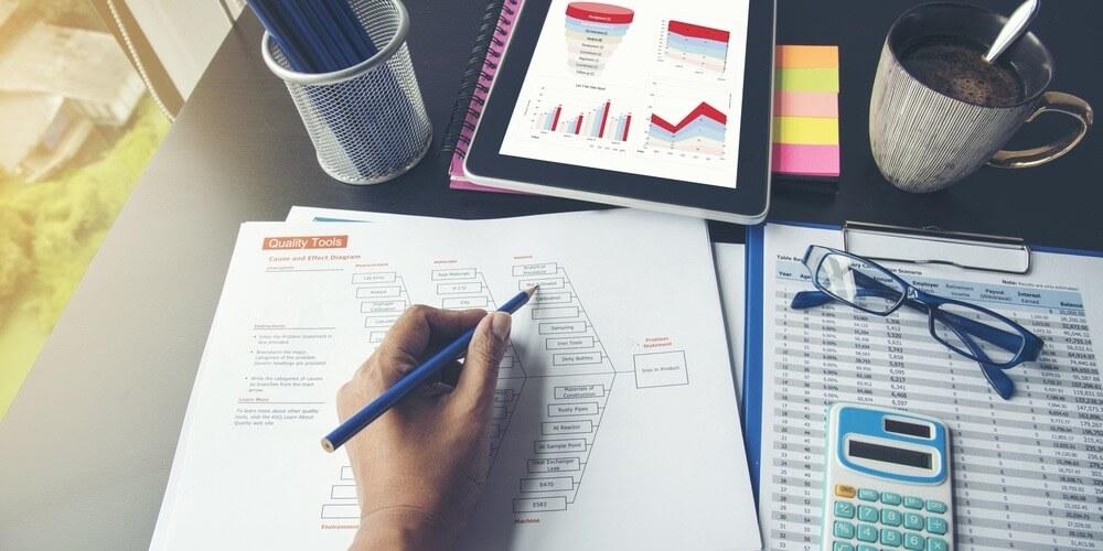 Seth David's Small Business Budget Template