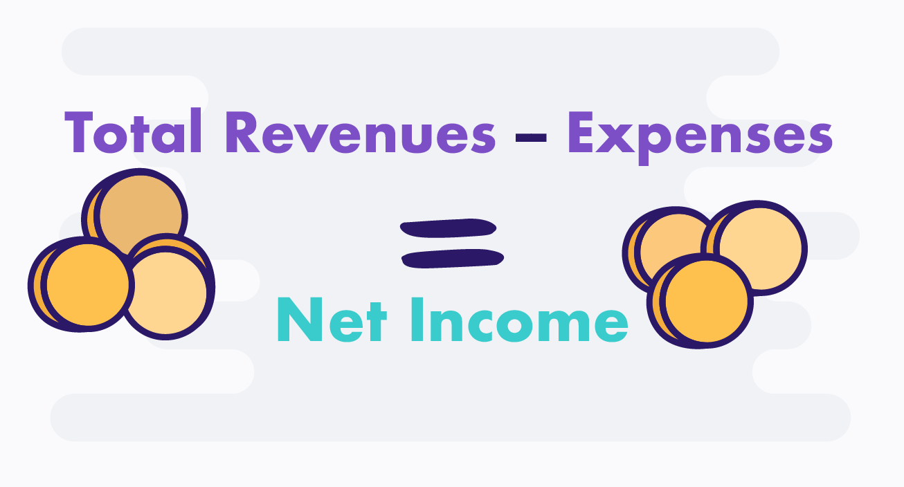 net income - profit and loss statements