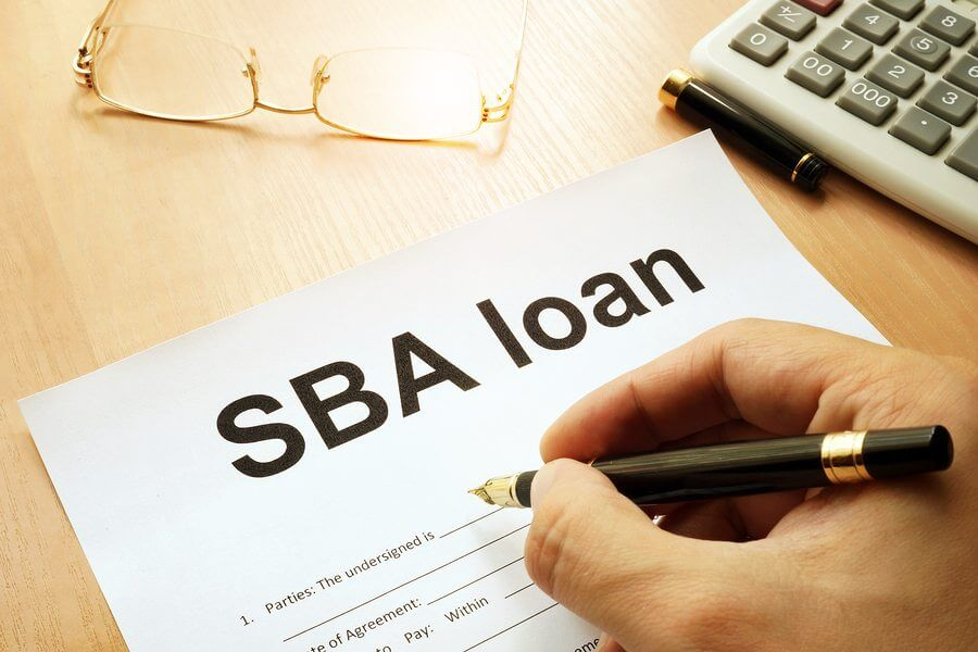 SBA - types of commercial loan