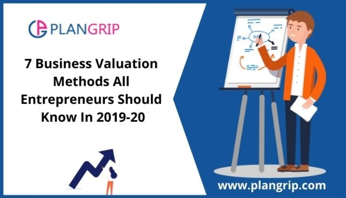 7 Business Valuation Methods All Entrepreneurs Should Know In 2019-20