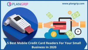 5 Best Mobile Credit Card Readers For Your Small Business In 2020